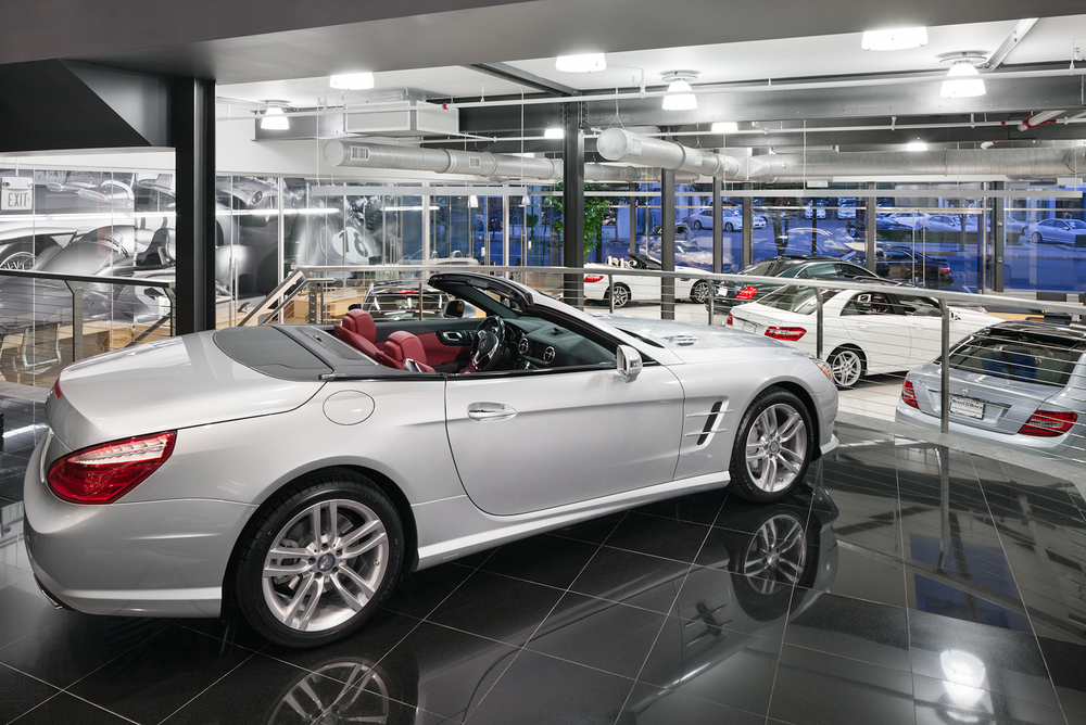 Benzel Busch Motor Car Authorized Mercedes Benz Dealer