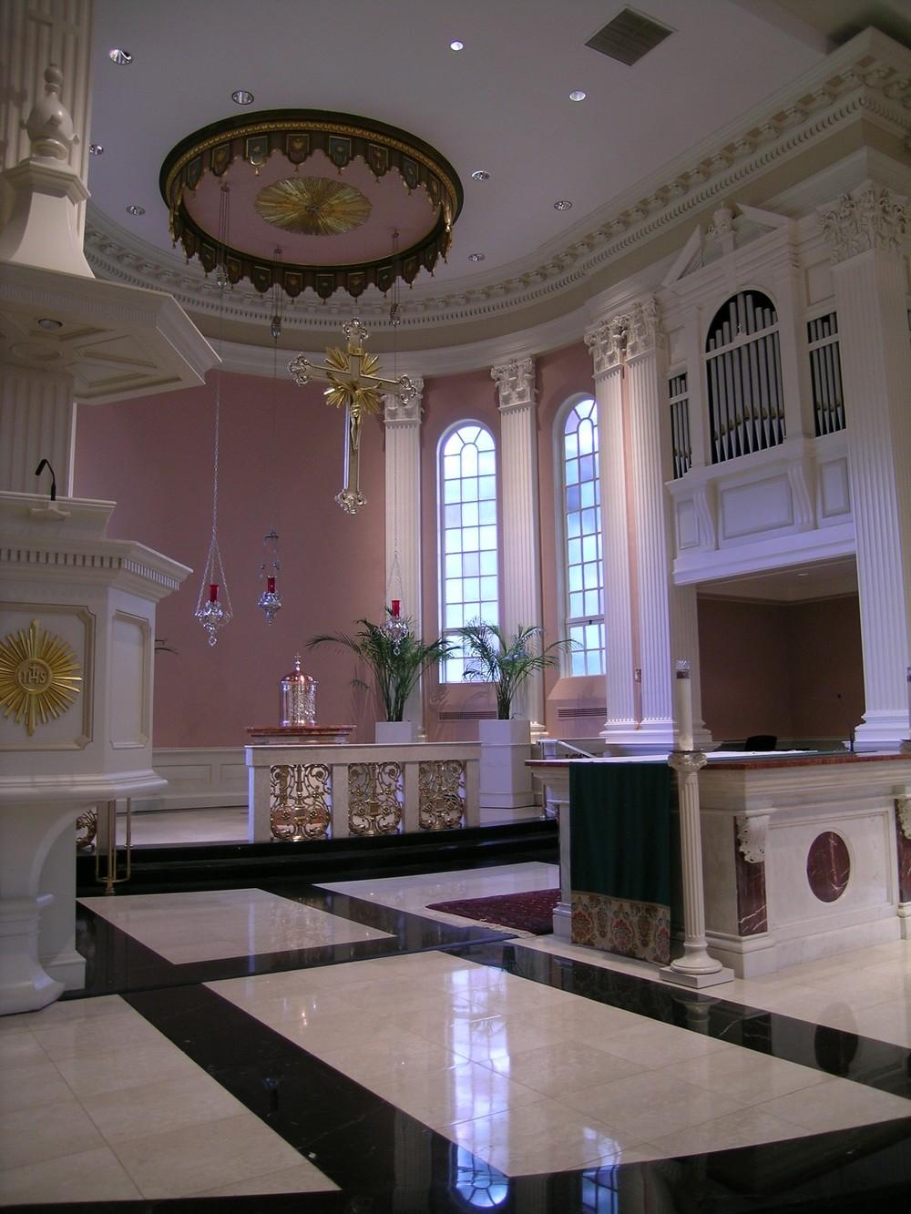 church of st rose of lima short hills nj arthur john