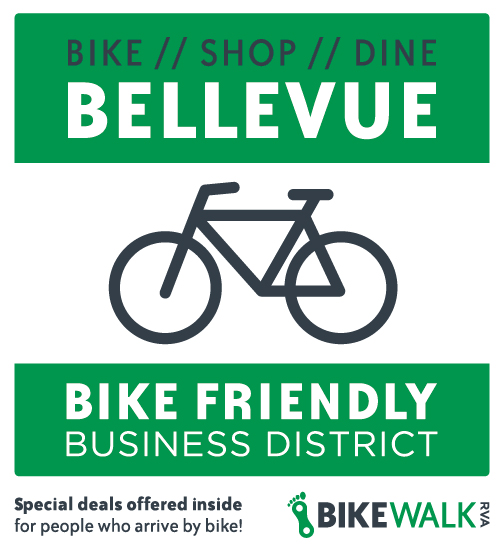 Bike Friendly Business District - Bellevue