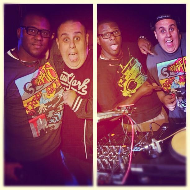 Hip Hop and Flip Swap? #djswag @djjayonline  (Taken with  Instagram )