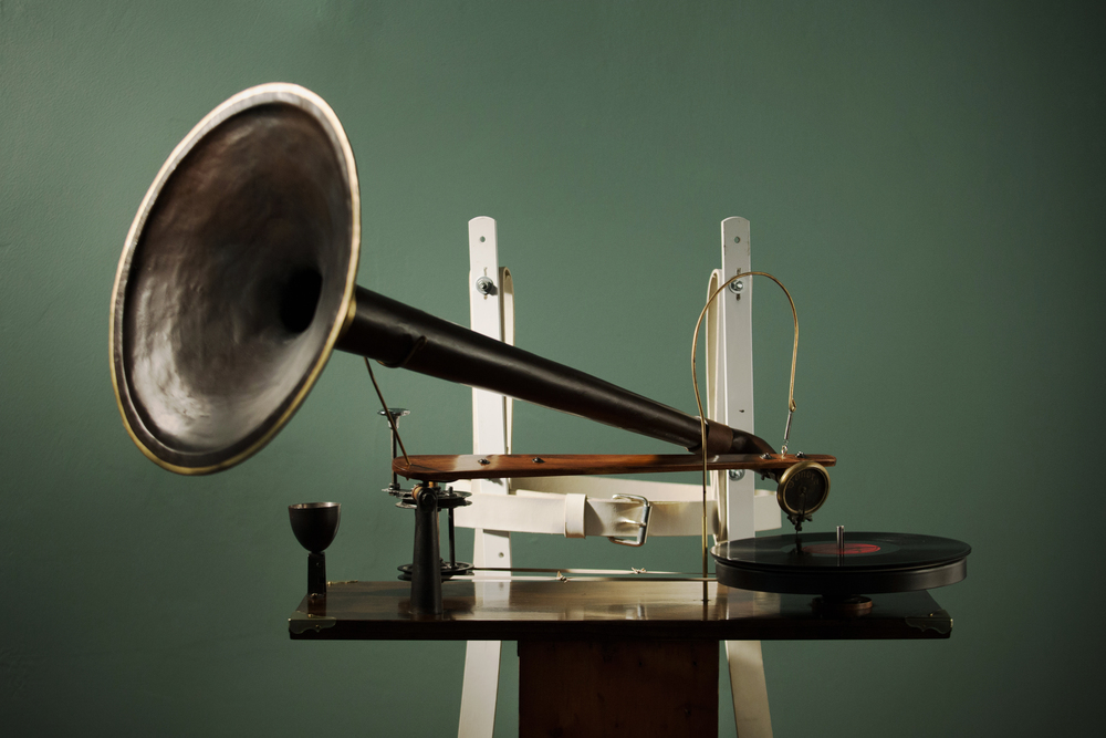 """My You"" Gramophone"
