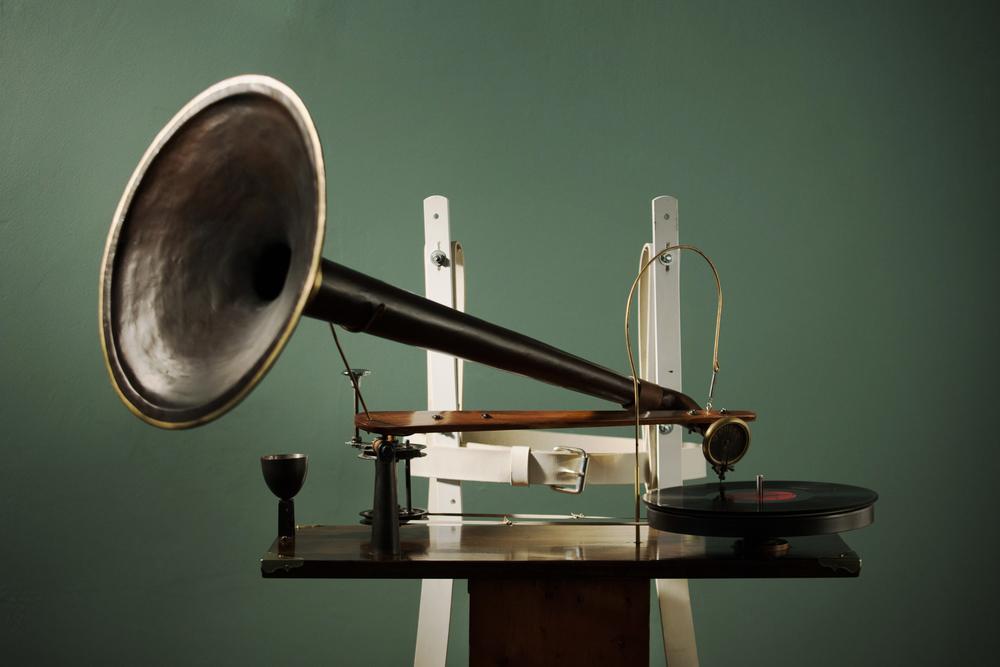 """My You"" Gramophone"