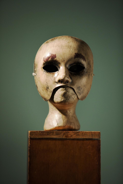 Plaster Mask 2
