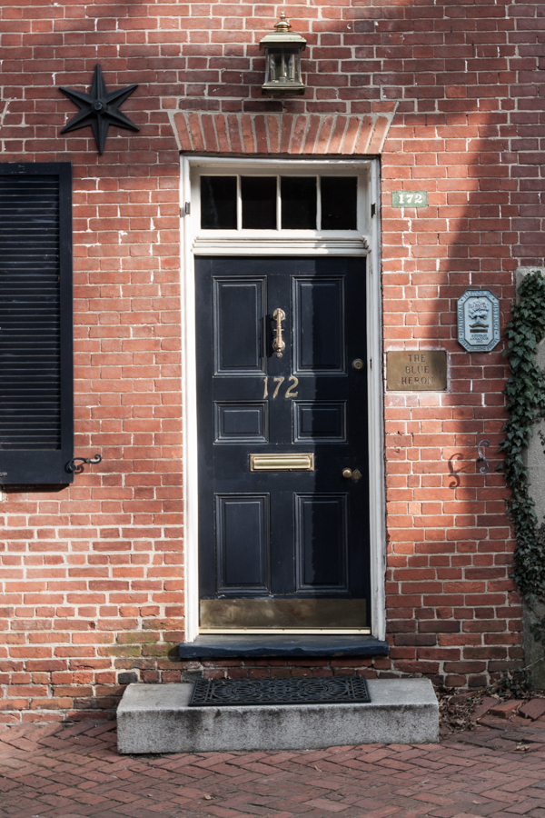 Doorways to History.