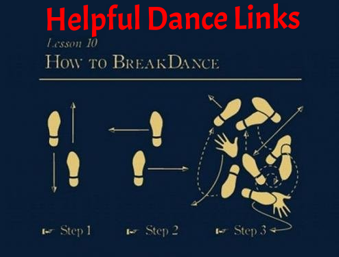These links are here to help you become a better performer. Performing well is more than just remembering the correct order of steps. There are a lot of daily physical and mental obstacles each dancer must work hard to get past.