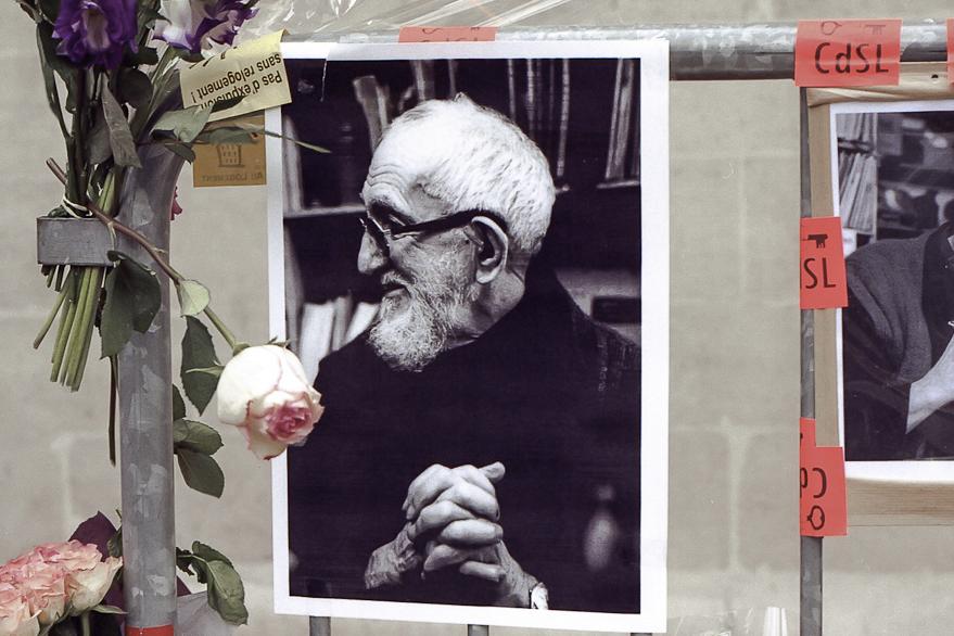 Mort de l'Abbé Pierre, 2007