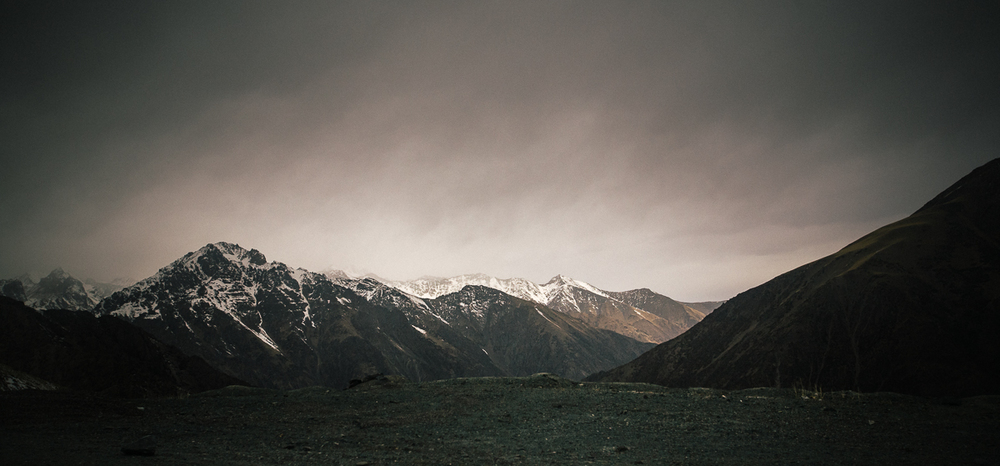 Vallée de la Fergana, Kirghizstan, 2008