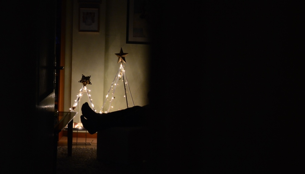 Alone on Christmas