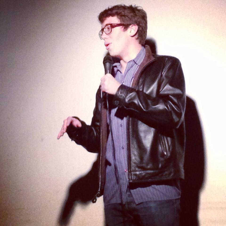 Comedian Jay Light