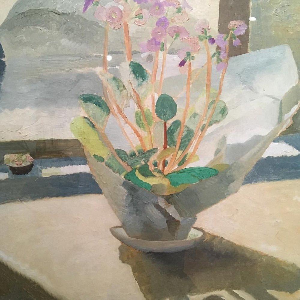 Primulas, Winifred Nicholson, 1921