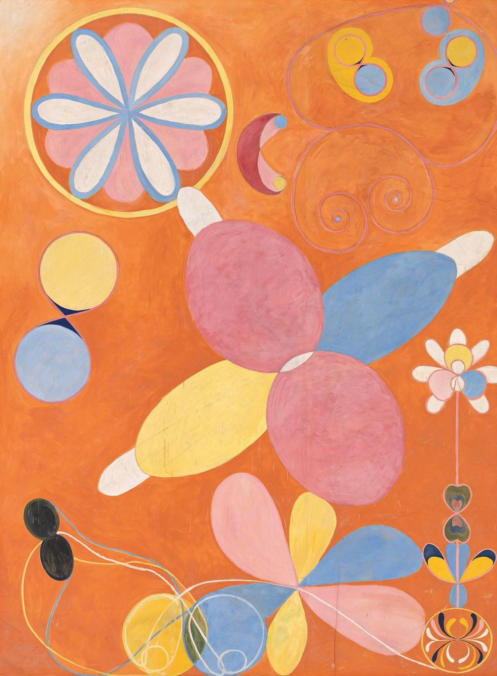 Hilma af Klints- sourced from www.hilmaafklint.se