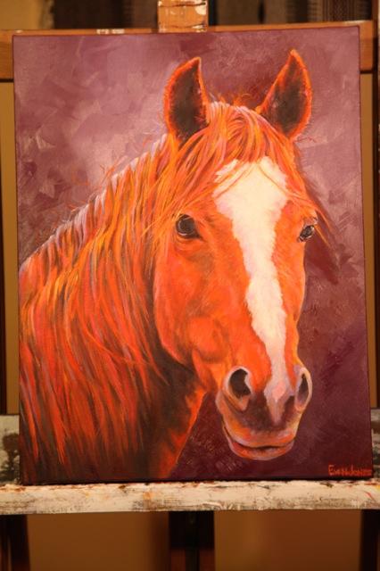 Evans Jones Red Horse.jpg
