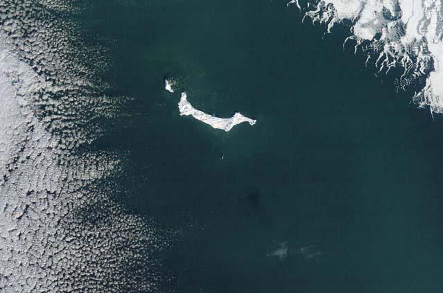 ST.MATTHEW ISLAND -