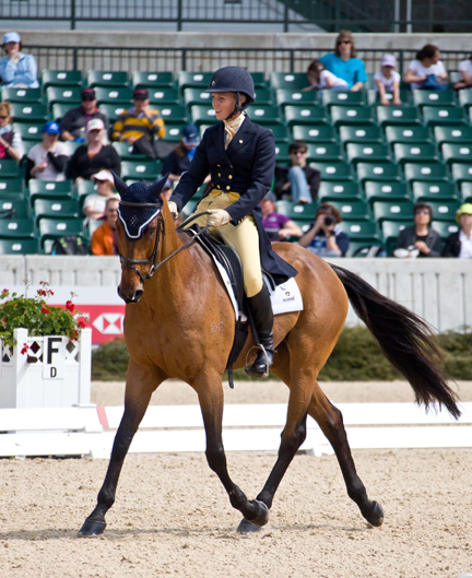 High Society at Rolex 2012 Photo by Mike McNally