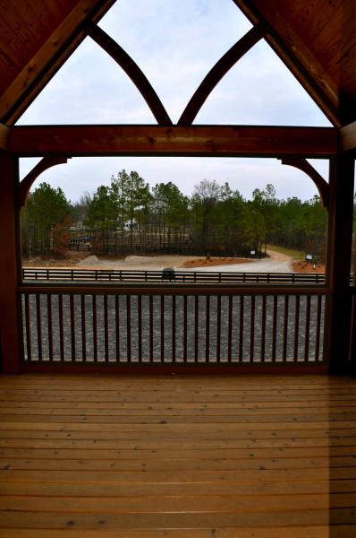 Equestrian Training Facility in Aiken, SC