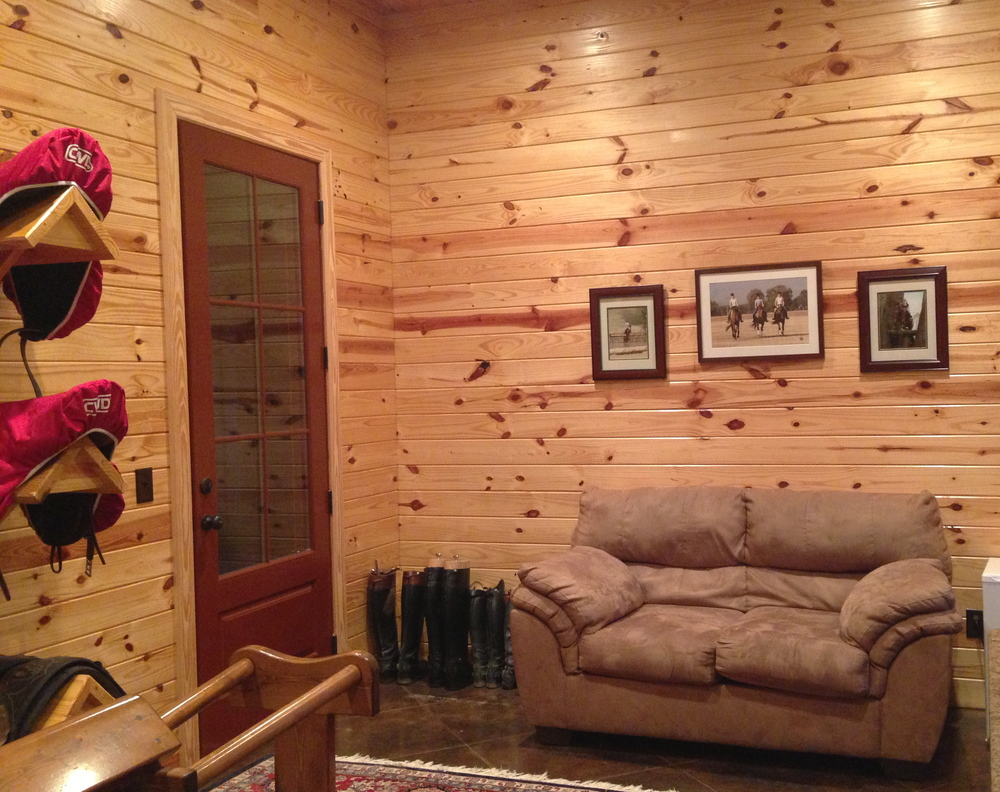 Main Tack Room