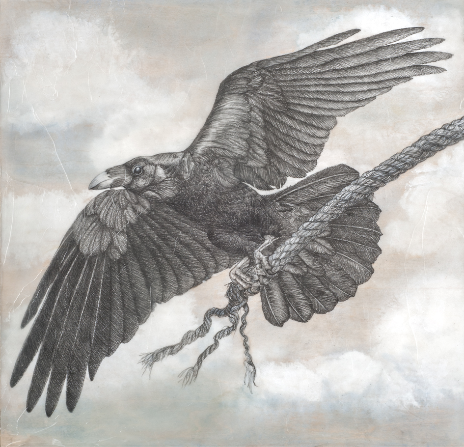 LECLUYSE Lead Crow.jpg