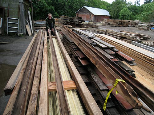 wooden-gutters