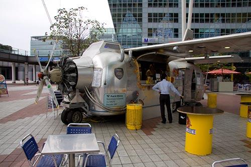 Plane-cart