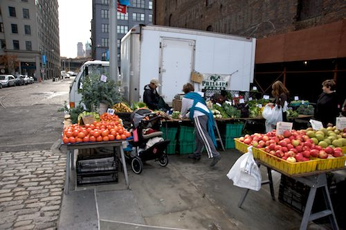 Brooklyn Farmers Market