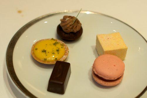 Dessert snacks