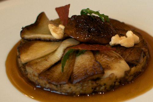 Mushroom tarte 2