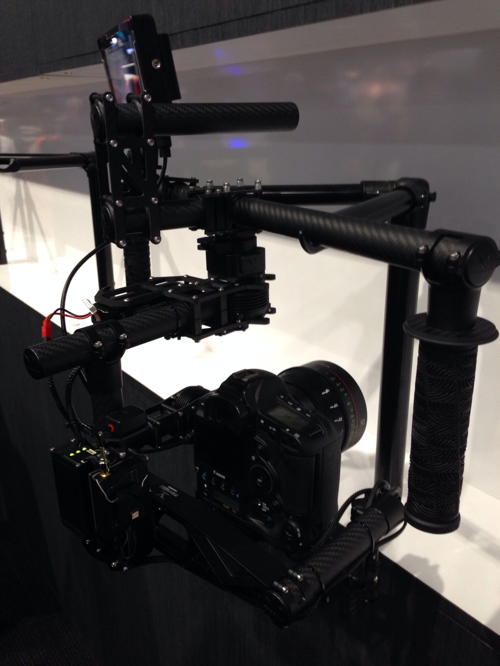 The MoVI M5 from Freefly Systems