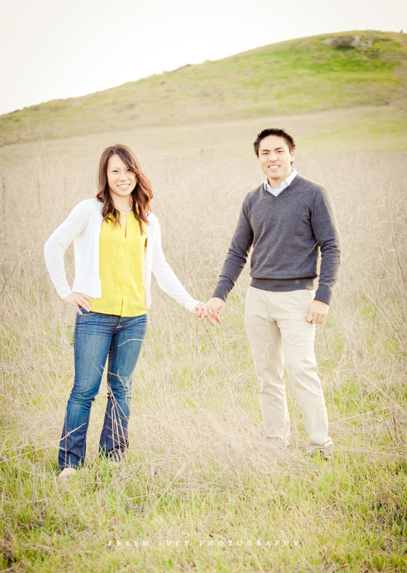 irvine engagement photography