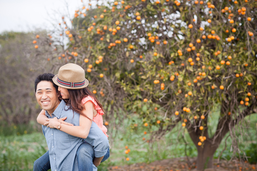 orange county engagement photographer