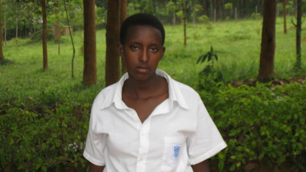 Aline Uwanyiligira