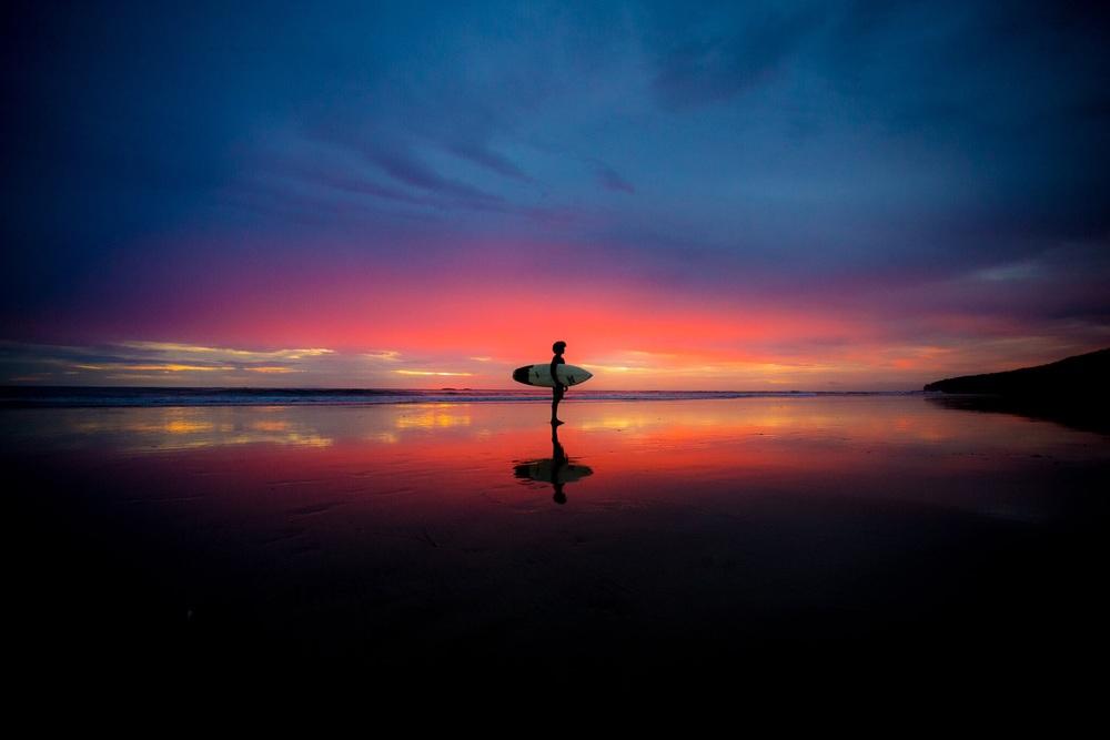 Jorge Quedo - Playa Grabde, Costa Rica. © J. Andrés Vargas.