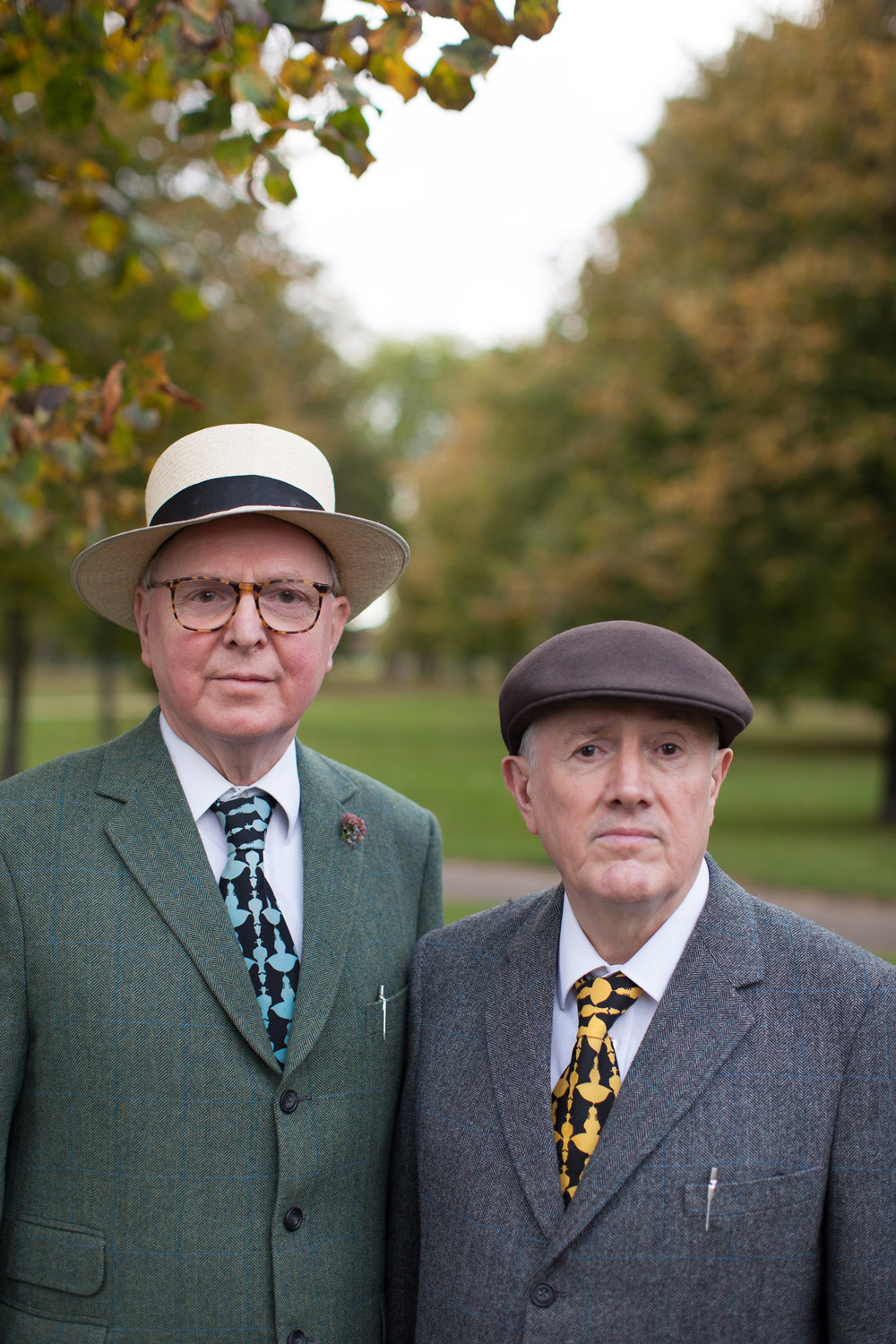 Gilbert and George, 2012
