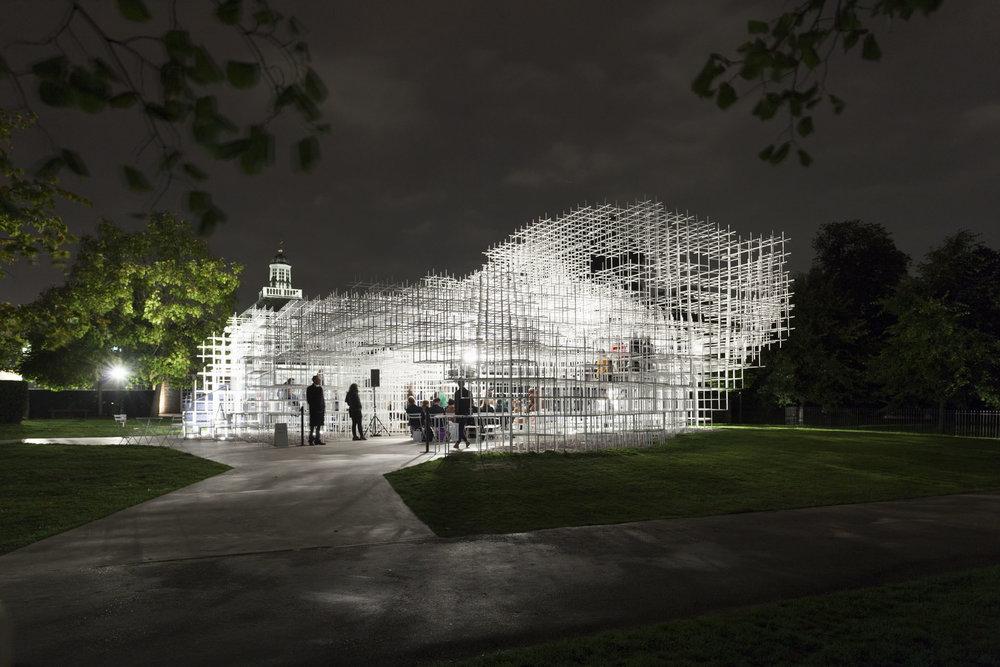 Sou Fujimoto, Serpentine Pavilion, 2013