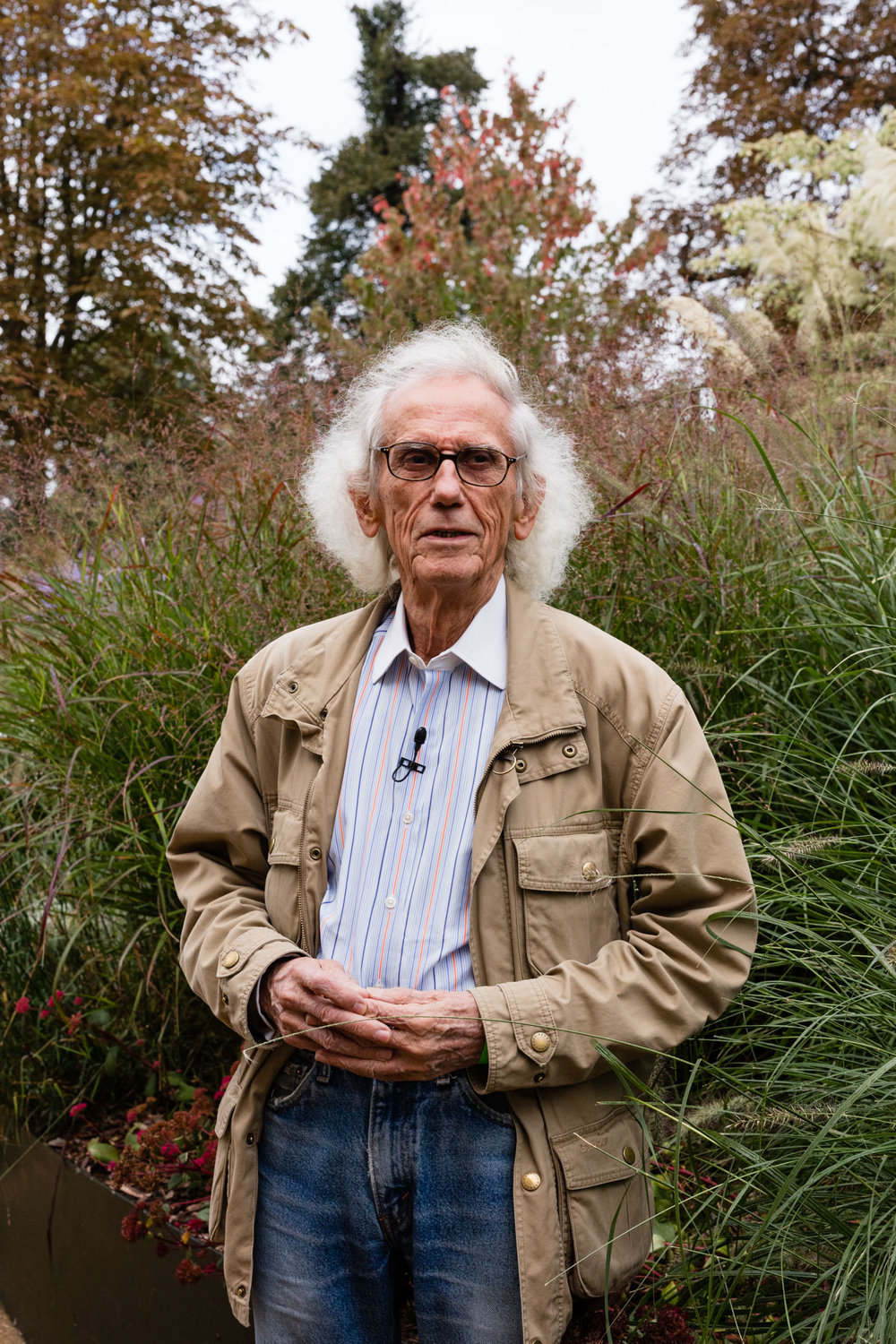 Christo, Serpentine Gallery, 2016