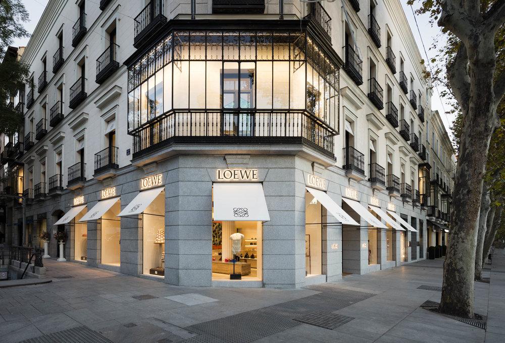 Casa Loewe, Madrid, 2016