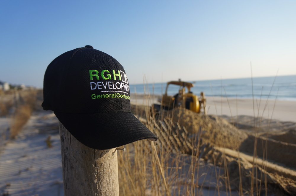 RGH Development | Bob Hume: Emergency Hurricane Sandy Services.  Long Beach Island storm remediation.