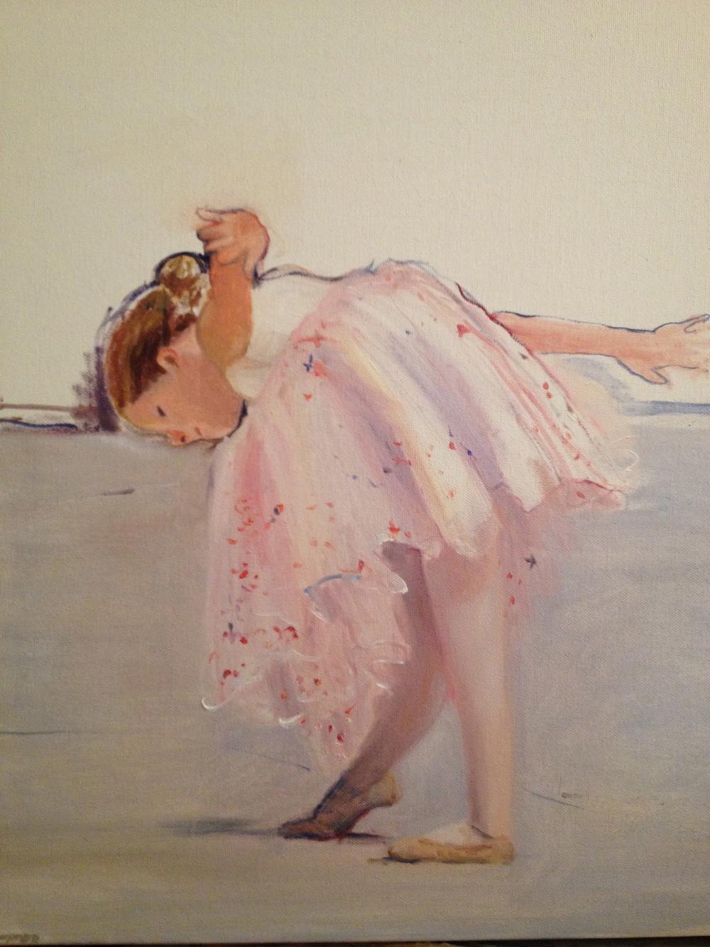"""""""First Ballet Recital"""""""