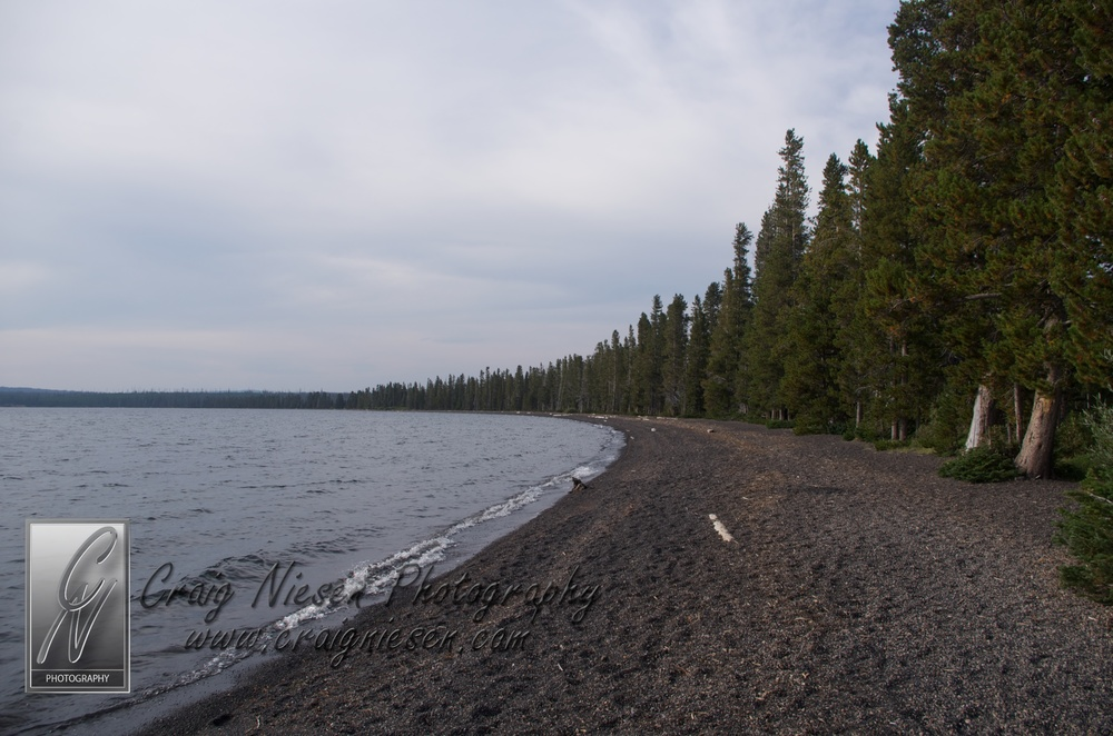 Lewis Lake, Yellowstone National Park