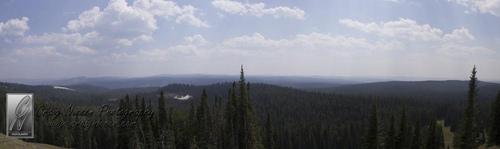 The Caldera Rim, Yellowstone National Park
