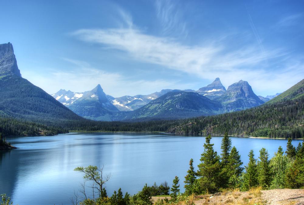 Saint Mary Lake, Glacier National Park (Shelley)