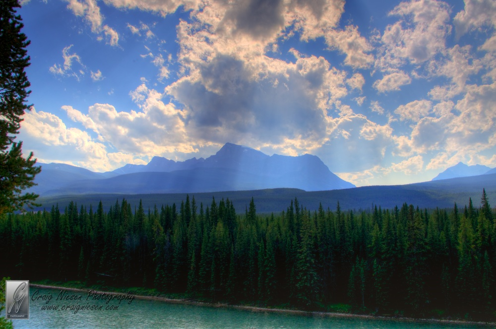 Storm Mountain, Banff National Park Canada