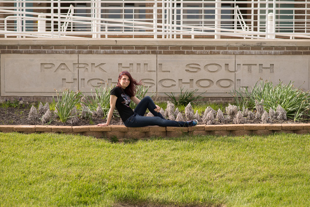 Kansas City Seniors Photography | Park Hill South High School