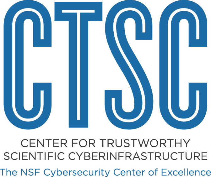 Center for Trustworthy Scientific Cyberinfrastructure