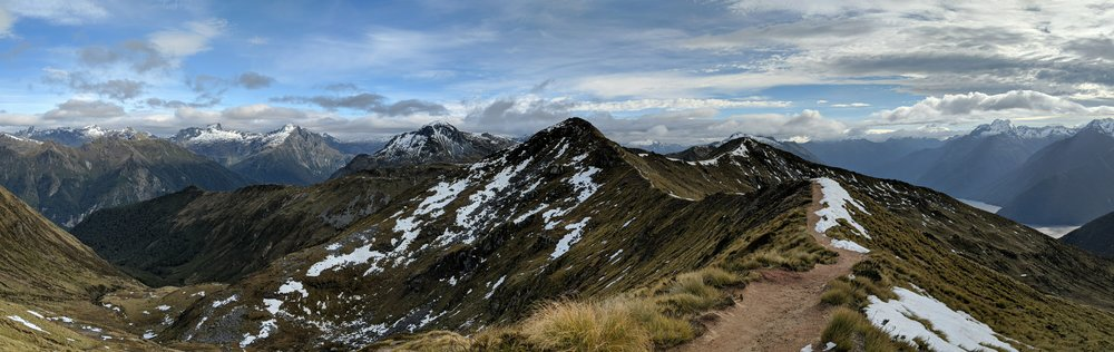 View from the top: The Kepler Track