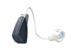 Receiver in the ear style hearing aid