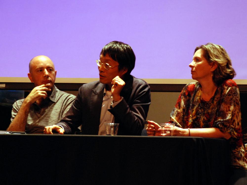 Hebert Vazquez, Lei Liang, Susan Narucki