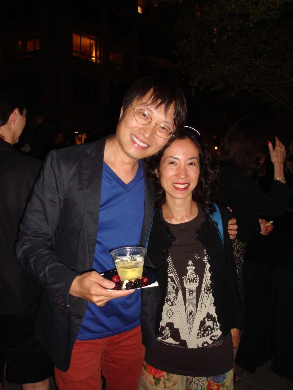 Lei Liang and Ayano Kataoka