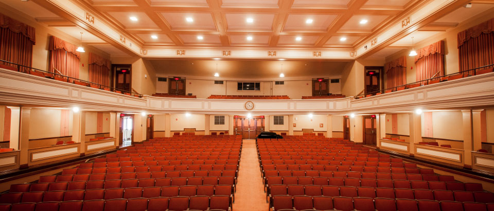 Bowker Auditorium