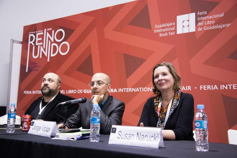 Press Conference at FIL