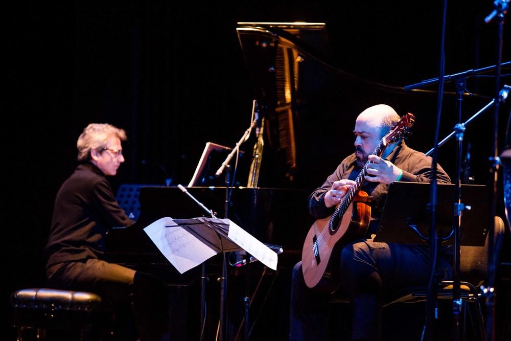 Aleck Karis and Pablo Gomez